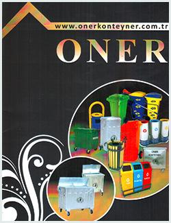 katalog tasarım çöp konteyner