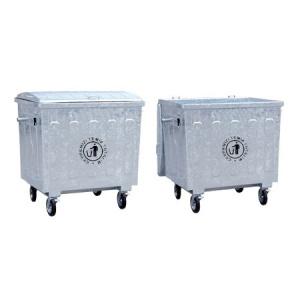Sıcak daldırma galvaniz konteyner