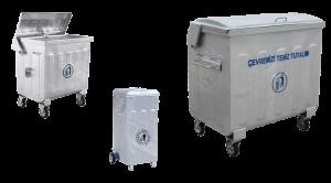 Çöp konteyner,galvaniz konteyner,metal konteyner,plastik konteyner,sıcak daldırma galvaniz konteyner,geri dönüşüm kutuları,dış mekan çöp kovaları