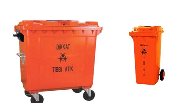 oner container - tıbbi atık üniteleri